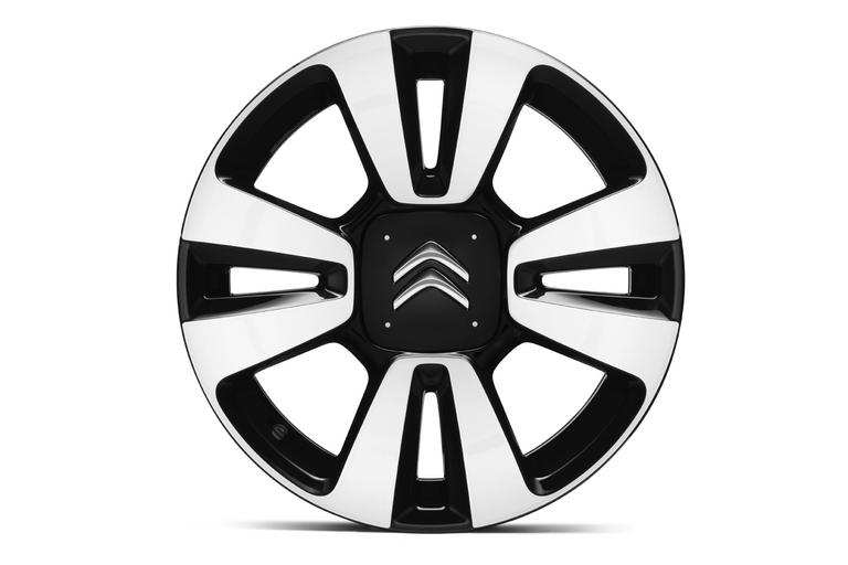 Set of 4 alloy wheel rims