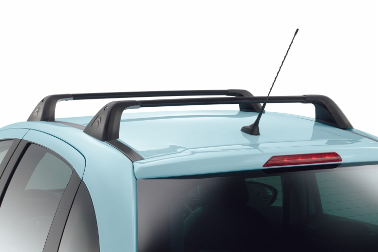 SET OF 2 TRANSVERSE ROOF BARS