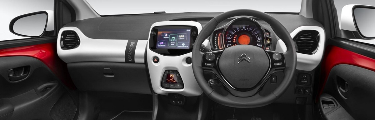 Citroen-C1-Urban-Ride-Interior