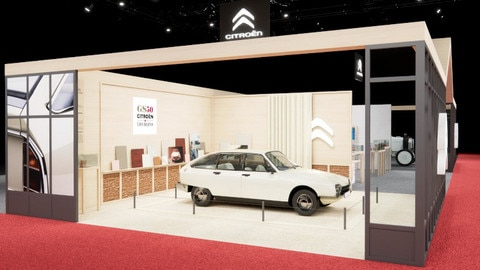 Retromobile 2020: Citroën to Mark the 50th Birthday of Gs & Celebrate the First Automobile Crossing of the Sahara