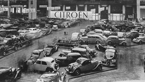 Citroën 7A with new front-wheel drive
