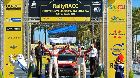 Citroën Racing Gets Back To Winning Ways