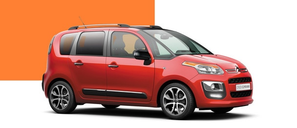 Citro 235 N C3 Picasso Family Mpv Citro 235 N Uk