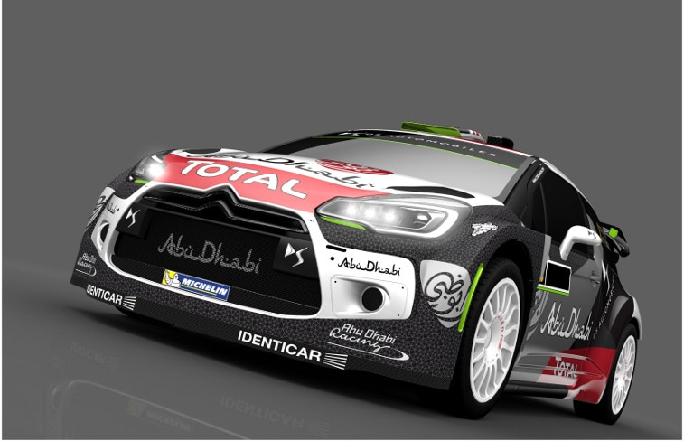 DS 3 WRC new look 757x488