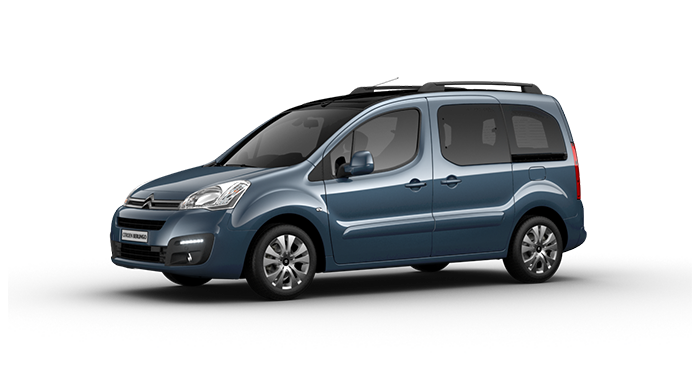New Berlingo Multispace web