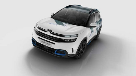 Paris Motor Show 2018: New Citroën C5 Aircross SUV Embodies The Brand's New Look And Heralds Citroën's Hybrid Offensive