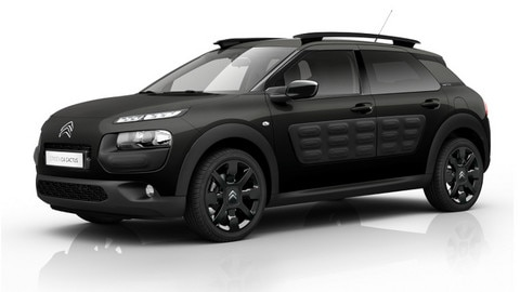 New Citroën C4 Cactus Onetone: Go Be Different