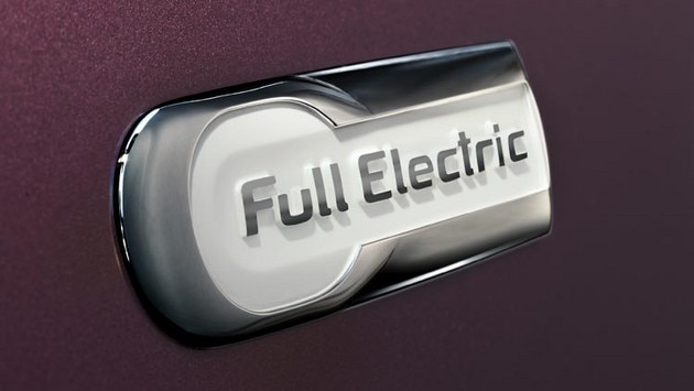 Citroën C-Zero - Full electric technology