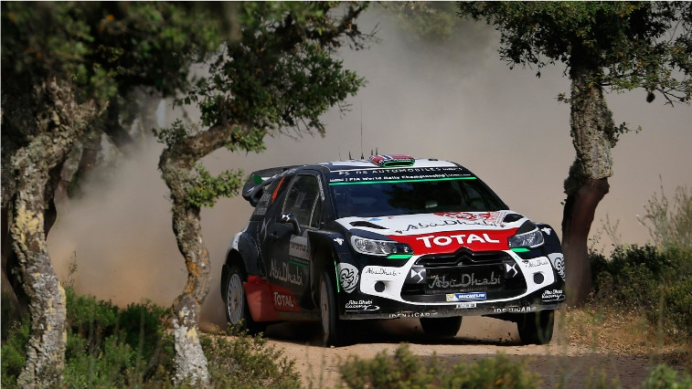 Challenging Rally DS3 WRC 757x426