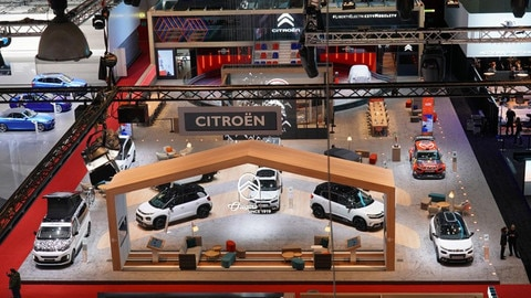 Citroën At Shanghai Motorshow 2019: SUV Offensive And Future Vision For The Centenary Brand