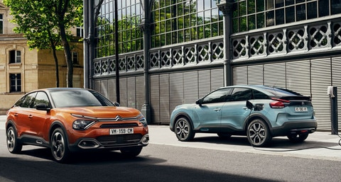New C4 and Ë-C4 - 100% Ëlectric: Citroën Reinvents the Compact Hatchback