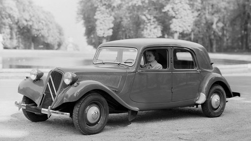 End of Citroën Traction production
