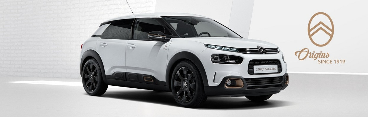 C4 Cactus PureTech 110 6-speed manual Origins