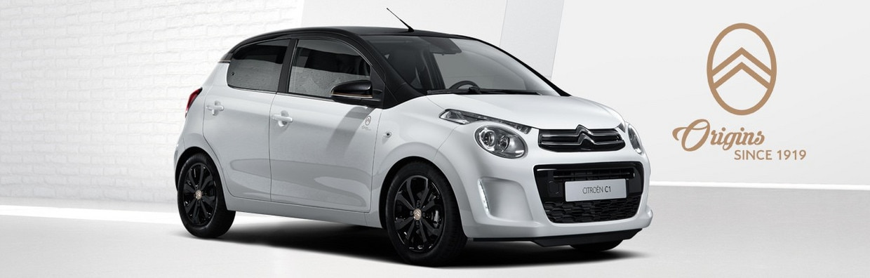 Citroën C1 Origins | C1 Origins Collector's Edition - Citroën UK ...