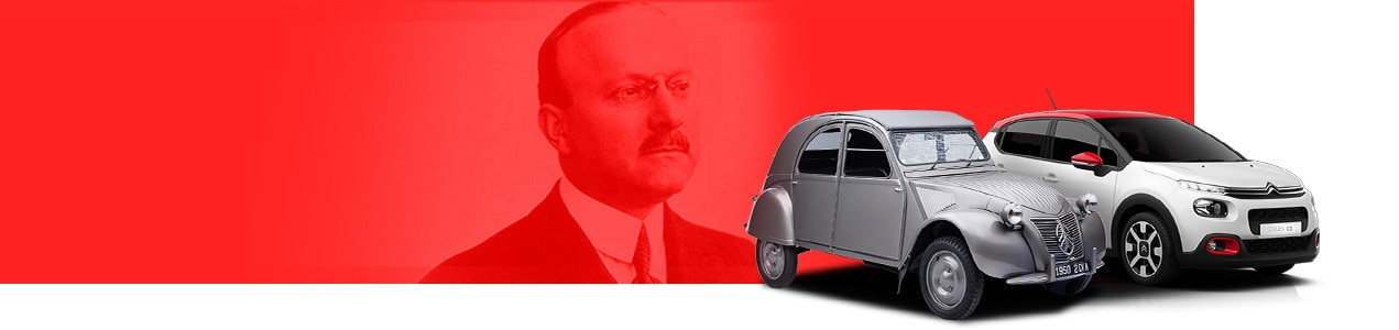 Citroën, 100 Years of Daring and Innovation