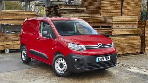 New Citroën Berlingo Van Adds Three More Accolades To The Growing List At The All-New Company Van Today Awards 2019