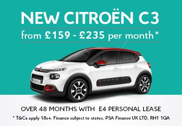 New Citroen Dealer St Ives, Cambridgeshire