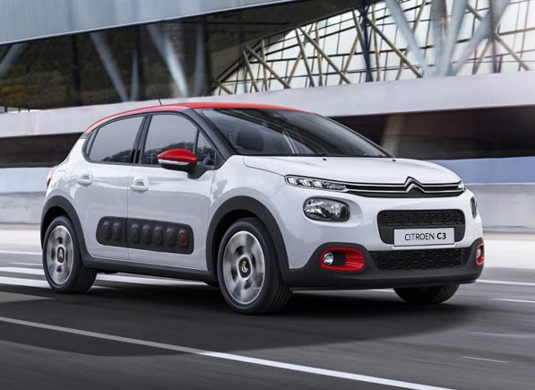 Small Cars | Best Small Cars | Small Family Cars - Citroën UK