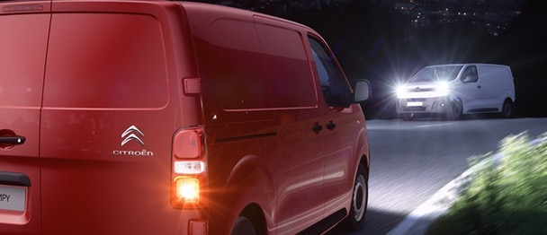 Van-Technology-Intelligent-Beam-Headlights