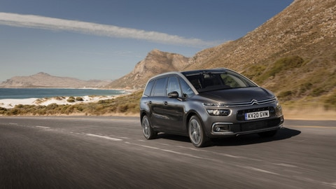 Citroën Grand C4 SpaceTourer Scoops Top MPV Prize in What Car? Used Car of the Year Awards 2021