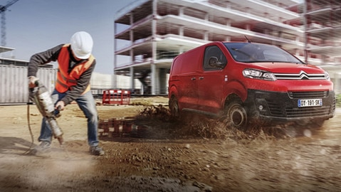 New Citroën Dispatch: For everyday heroes