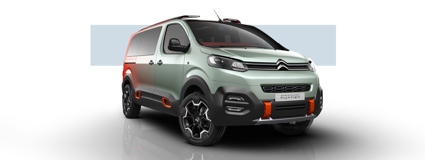 Five Points Auto Sales >> SpaceTourer Hyphen | Concept Cars - Citroën UK