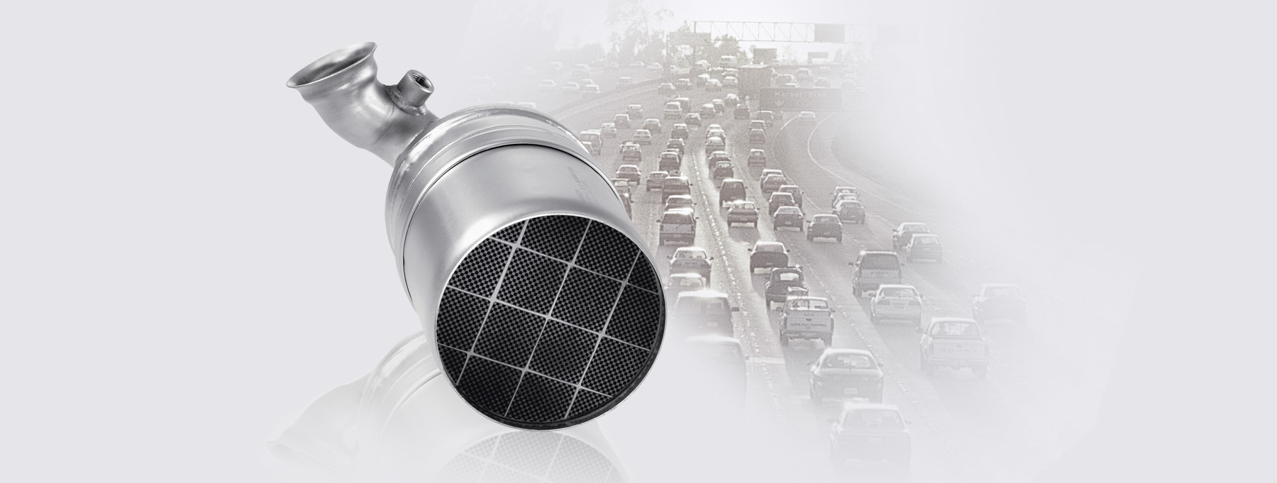 Engines - Particulate filter (DPF)