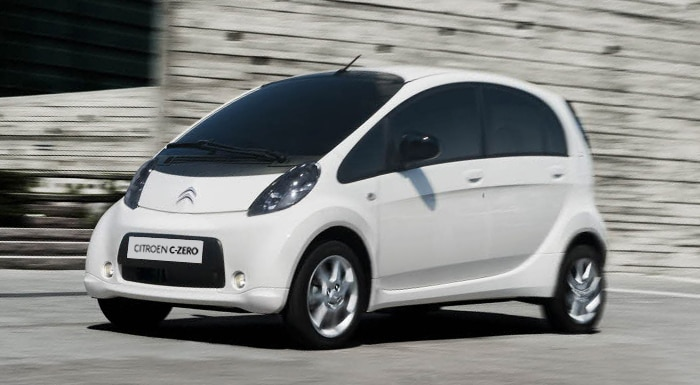 Electric Cars Uk Best Electric Vehicles Citro 235 N Uk