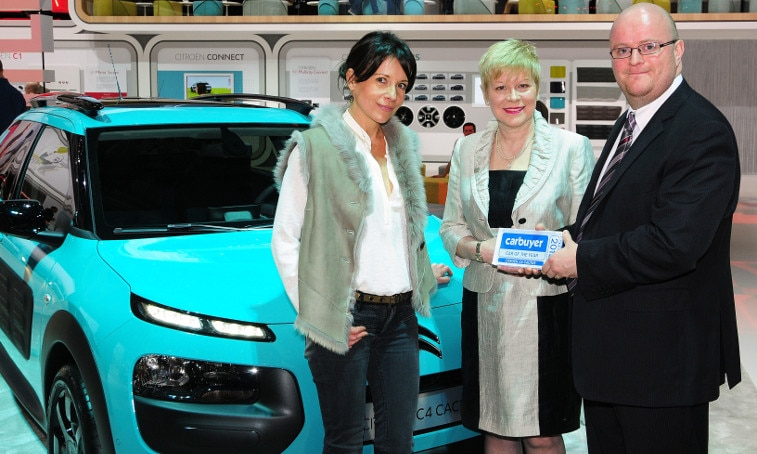 Carbuyer award C4 Cactus 757x454
