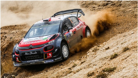 Kris Meeke and Paul Nagle Claim the Citroën C3 WRC's First Win