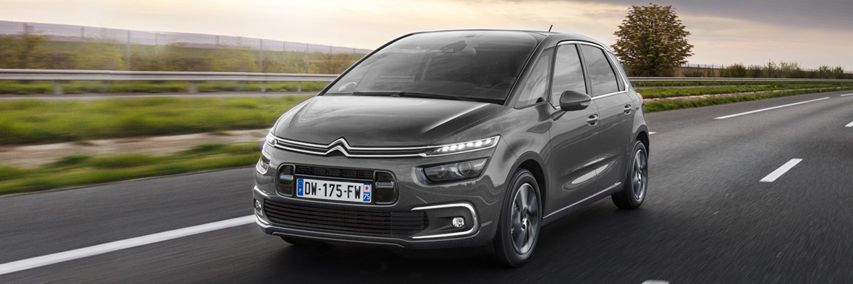 citroen c4 spacetourer manual pdf