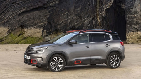Efficient New Powertrain Option Introduced Into New Citroën C5 Aircross SUV Range