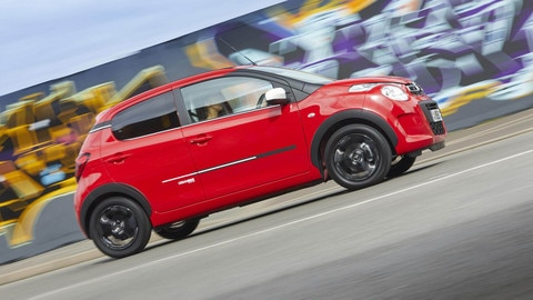 Citroën's Stylish C1 City Car Available With Free Insurance