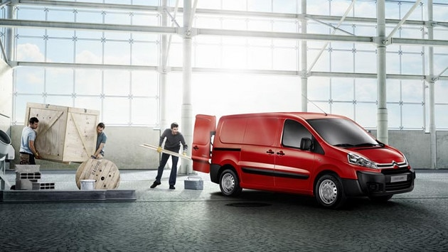 Citroën Dispatch - Expressive and elegant styling