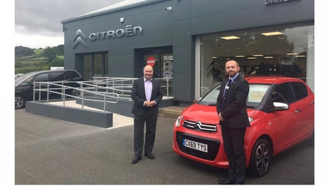 Citroën UK Officially Welcomes Drivers of Prestatyn to the Dealer Network