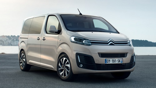 UK Launch of Citroën SpaceTourer