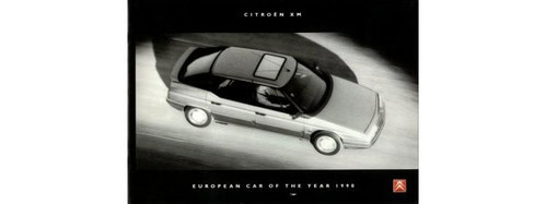 Citroën XM is