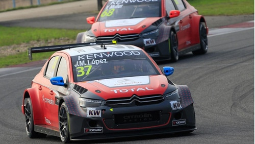 WTCC Three Time Championship Winners