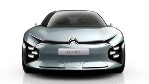 CXPERIENCE CONCEPT CAR IS REVEALED AT THE PARIS MOTOR SHOW