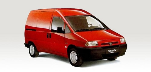 Market launch of the Citroën Jumpy