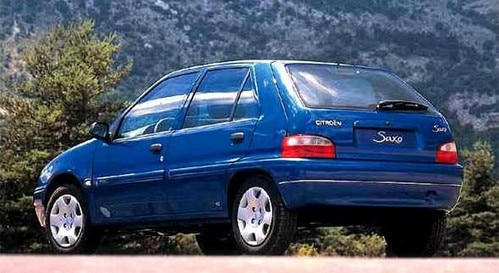 Citroën Saxo reveal