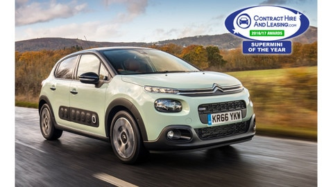 New Citroën C3 & Grand C4 Picasso Take Double Win in Contract Hire And Leasing.Com Awards 2016/2017