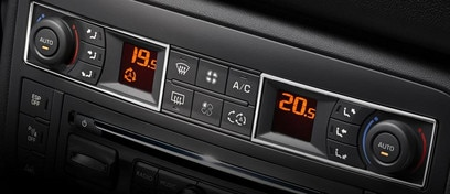 Citroën C5 Tourer - Automatic air conditioning