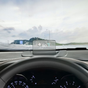 Citroen Head Up Display
