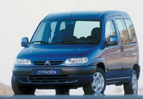 Market launch of the Citroën Berlingo