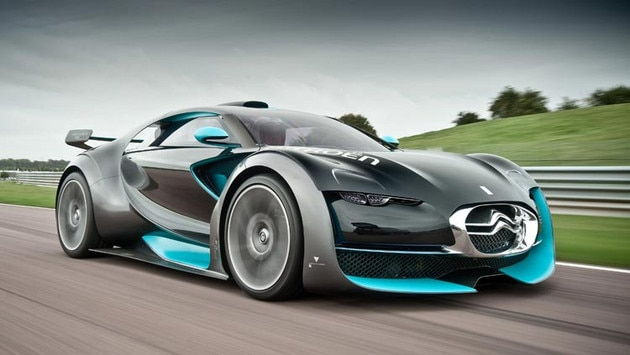Citroën Survolt concept car - Transcendent power and excitement