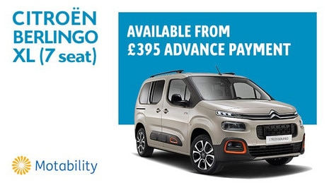 Berlingo-XL-Motability