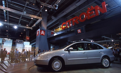 Citroën C5 at the Paris Motors Whow