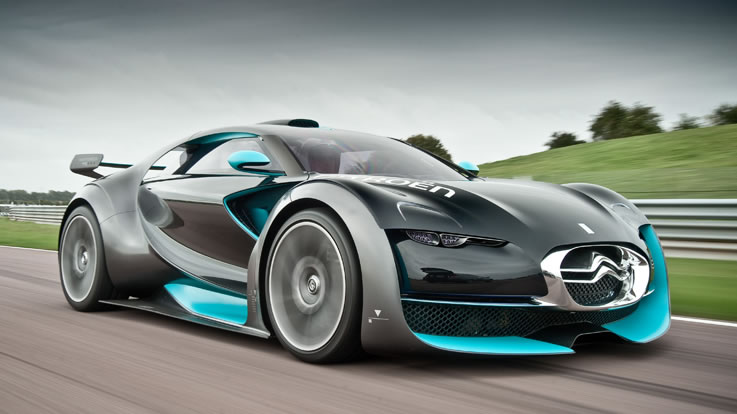 Citroën Survolt Car | Concept Cars - Citroën UK