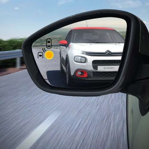 Blind-Spot-Monitoring-System